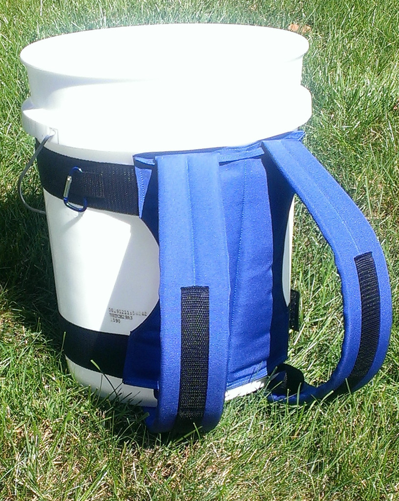 A new invention to enhance your fishing enjoyment for Fishing bucket seat