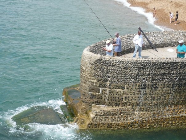 Best fishing spots in brighton fishing sites for Best fishing spots
