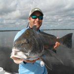 Captain Brian at Tampa Bay fishing