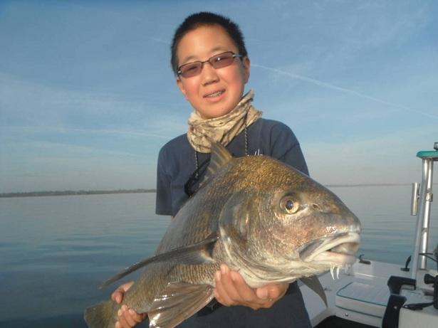 Tampa Redfish Guide
