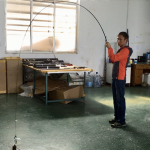 Luong Tam testing Tanuki Ninja