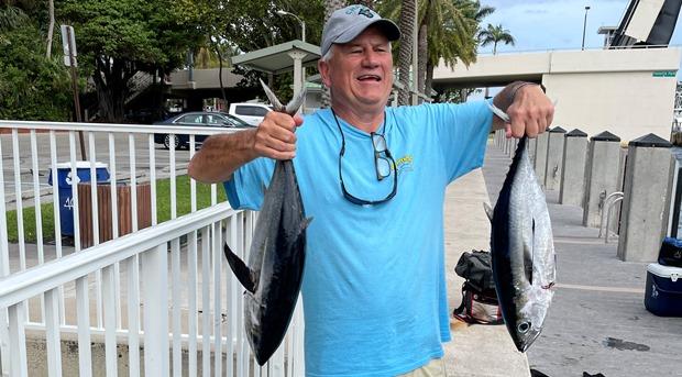 Trolling for Big Fish